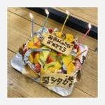 Happy Birthday ヨシタカ